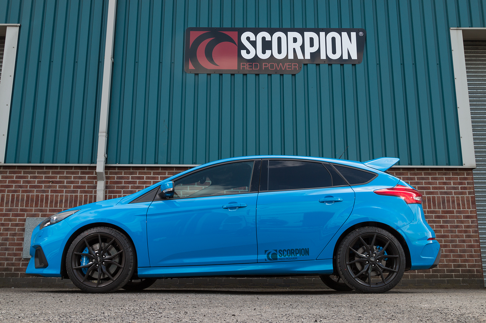 scorpion focus rs mk3 pre orders ultimate tuning. Black Bedroom Furniture Sets. Home Design Ideas